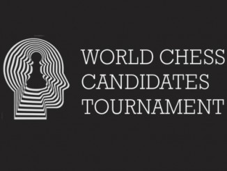 Giri, Caruana, Aronian, Svidler, Anand, Nakamura, Topalov, Karjakin battle it out in Moscow.Official logo © http://moscow2016.fide.com/