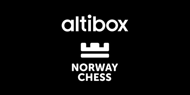 Altibox Norway Chess 2016 logo | © www.norwaychess.no
