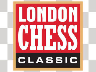 London Chess Classic poster