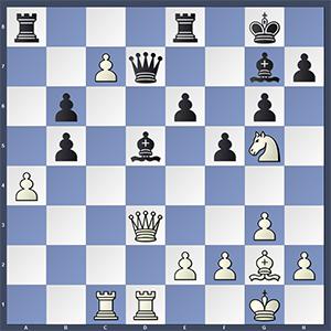 Kramnik-Topalov, final position.