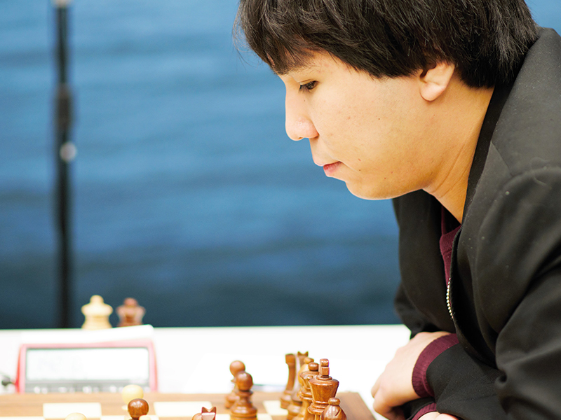 Photo of Wesley So.