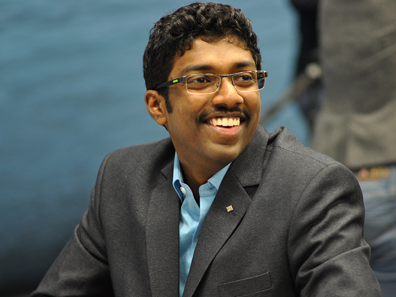 Photo of Baskaran Adhiban