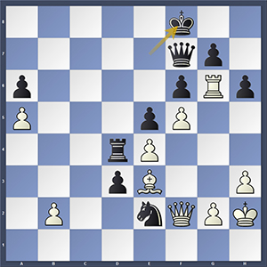 Wei vs Wojtaszek, after 59...Kf8