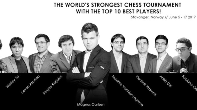 Altibox Norway Chess | image © http://norwaychess.no/