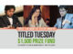 Chess.com Titled Tuesday Banner