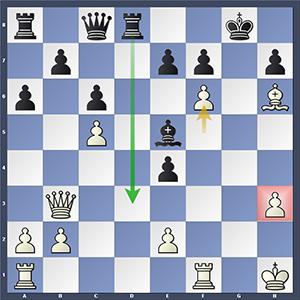 Krysa vs Caruana, after 21.f6