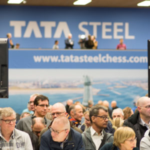 Tata Steel Chess Tournament 2018 © | Hot Off The Chess, http://www.hotoffthechess.com