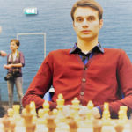 Dmitry Gordievsky at the 2018 Tata Steel Chess Tournament | © Hot Off The Chess, http://www.hotoffthechess.com