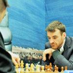 Gawain Jones at the 2018 Tata Steel Chess Tournament | © Hot Off The Chess, http://www.hotoffthechess.com