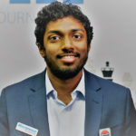 Baskaran Adhiban at the 2018 Tata Steel Chess Tournament | © Hot Off The Chess, http://www.hotofftheches
